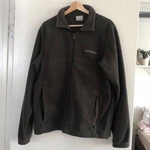 Columbia Men's Grey Jacket
